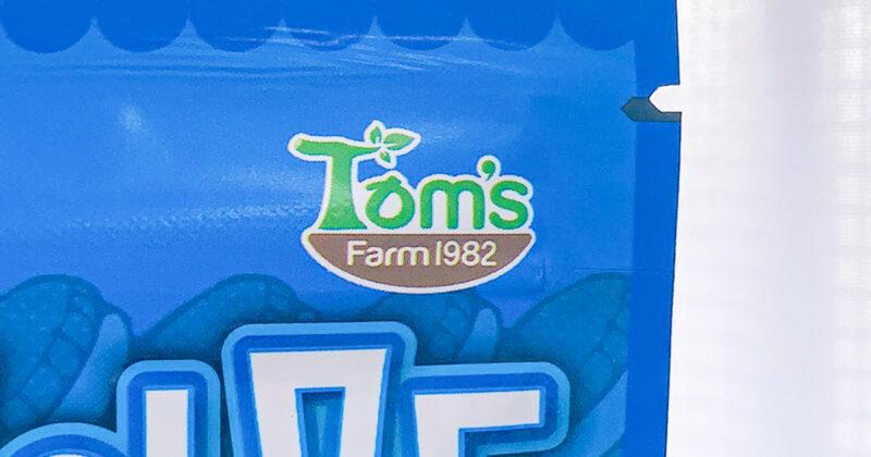 クッキーアンドクリームのパッケージにあるロゴマーク