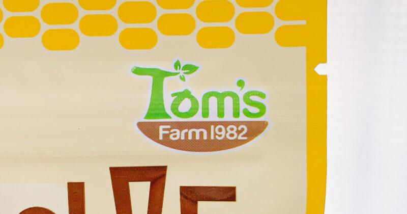 トムズファームのロゴ